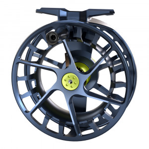 Waterworks Lamson Speedster S HD midnight Fliegenrolle