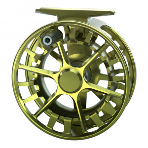 Waterworks Lamson Guru S olive green Fliegenrolle