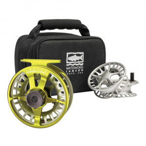 Lamson Remix 3er Set Fliegenrolle sublime