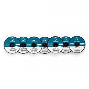 Salmologic Vorfachmaterial Spulen Tippet Spools