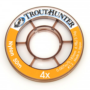 TroutHunter Nylon Tippet Vorfachmaterial