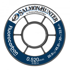 SalmonHunter Fluorocarbon Tippet Vorfachmaterial by TroutHunter