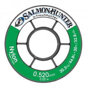 SalmonHunter Nylon Tippet Vorfachmaterial by TroutHunter