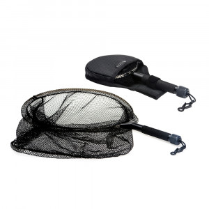 McLean Foldable Weight-Net Falt-Kescher mit Waage
