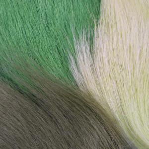 Rehhaar Winter gefärbt zum Fliegenbinden unter Fliegenbindematerial bei Flyfishing Europe