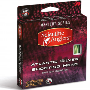 Scientific Anglers Mastery Atlantic Silver Shooting Heads Schusskoepfe