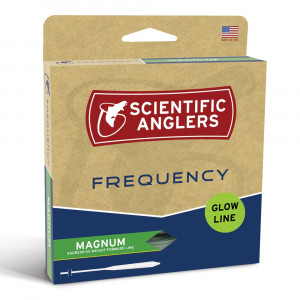 Scientific Anglers Frequency Magnum Glow in the Dark Fliegenschnur