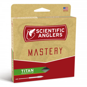 Scientific Anglers Mastery Titan Fliegenschnur