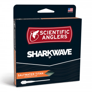 Scientific Anglers Sharkwave Saltwater Titan Fliegenschnur