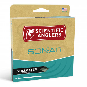 Scientific Anglers Sonar Stillwater Clear Fliegenschnur