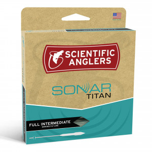 Scientific Anglers Sonar Titan Full Intermediate Fliegenschnur
