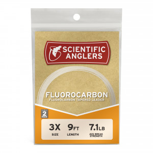 Scientific Anglers Fluorocarbon Leader Vorfach 2er Pack