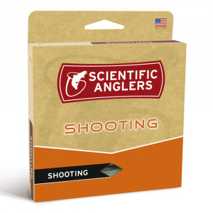 Textured Shooting Line Schussschnur Scientific Anglers