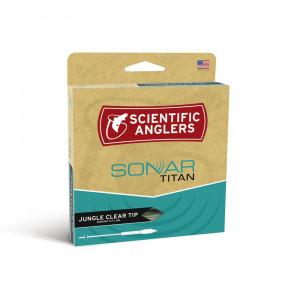 Sonar Titan Jungle Clear Tip Fliegenschnur