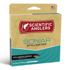 Sonar Stillwater Intermediate clear camo Fliegenschnur Scientific Anglers