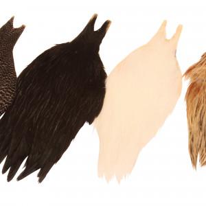 Metz Hennenskalps zum Fliegenbinden unter Fliegenbindematerial bei Flyfishing Europe