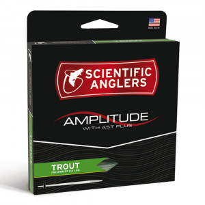 Amplitude DT Double Taper Fliegenschnur Scientific Anglers