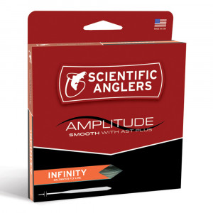 Amplitude Smooth Infinity Salt Fliegenschnur Scientific Anglers