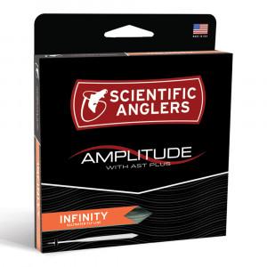 Amplitude Infinity Salt WF Fliegenschnur Scientific Anglers