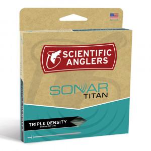 Sonar Titan Triple Density I/S3/S6 Fliegenschnur Scientific Anglers