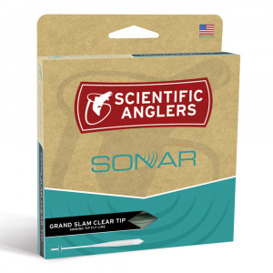 Sonar Grand Slam Clear Tip Fliegenschnur Scientific Anglers