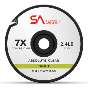 Absolute Trout Tippet Vorfachmaterial Scientific Anglers