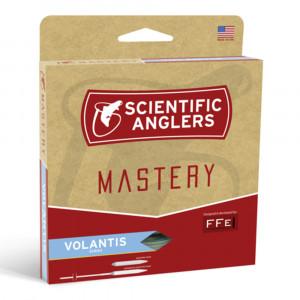 Mastery Volantis Integrated Full Intermediate Clear Camo Fliegenschnur Scientific Anglers