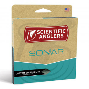 Sonar Camo Intermediate Fliegenschnur Scientific Anglers