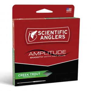 Amplitude Smooth Creek Trout Fliegenschnur Scientific Anglers