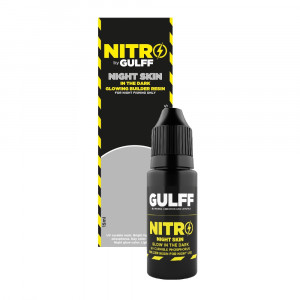 Gulff Nitro UV Resin Night Skin Harz