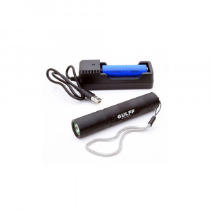 Gulff Pro Flashlight UV Lampe