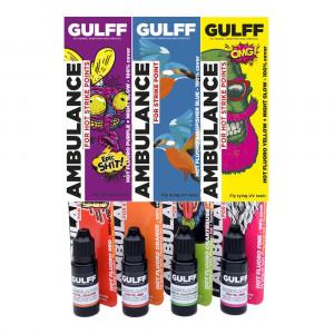 Gulff Ambulance Color UV Resin Harz