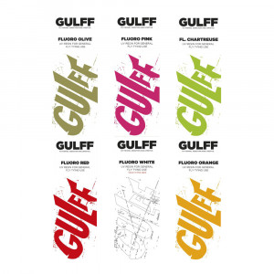 Gulff Fluo Color UV Resin Harz