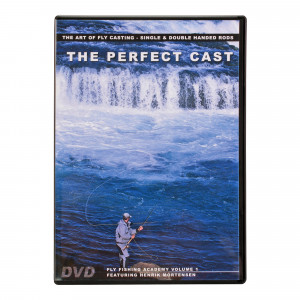DVD 1 von Henrik Mortensen The perfect Cast  über das Fliegenfischen bei Flyfishing Europe