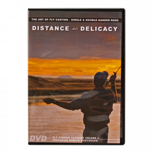 DVD 2 Henrik Mortensen Distance an Delicacy bei Flyfishing Europe
