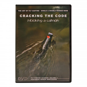 DVD 3 Henrik Mortensen - Cracking the code bei Flyfishing Europe