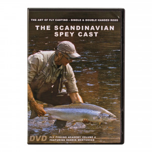 DVD 4 Henrik Mortensen - The Scandinavian Spey Cast bei Flyfishing Europe