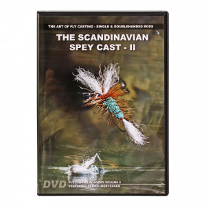 DVD 5 Henrik Mortensen - The Scandinavian Spey Cast bei Flyfishing Europe