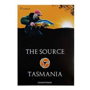 DVD The Source Tasmania (Tasmanien) Fliegenfischerfilm bei Flyfishing Europe