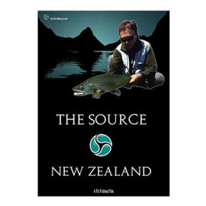 DVD The Source New Zealand (Neuseeland) Fliegenfischerfilm bei Flyfishing Europe