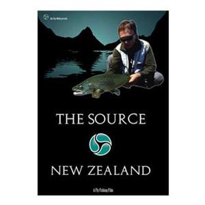 DVD The Source New Zealand (Neuseeland) Fliegenfischerfilm bei Flyfishing Europe