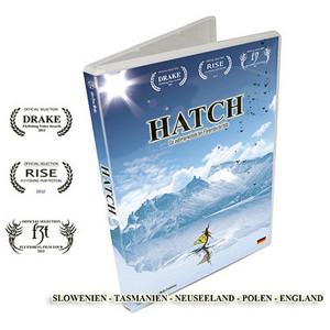 DVD Hatch the Movie Fliegenfischer DVD bei Flyfishing Europe