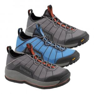 Simms Flyweight Shoe Watschuh Vibram oder Filz