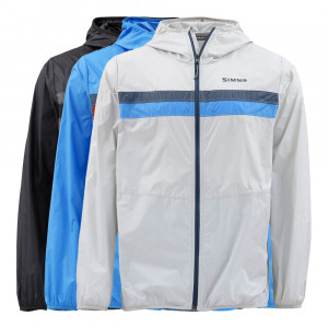 Simms Fastcast Windshell Jacke Windbreaker