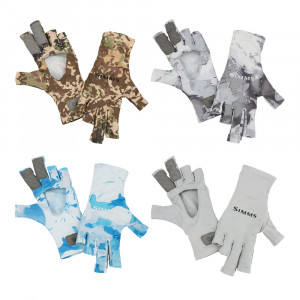 Simms SolarFlex SunGlove Sonnenschutz Handschuhe