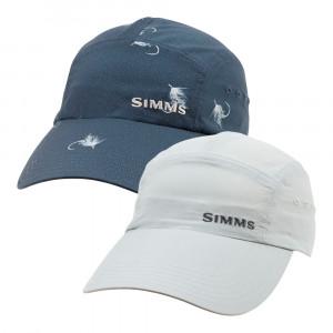 Simms Superlight Flats Long Bill Cap Sonnenschutz Kappe