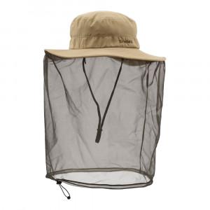 Simms Bugstopper Net Sombrero Insektenschutz Hut cork