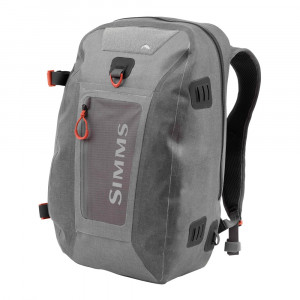 Simms Dry Creek Z Backpack Rucksack pewter