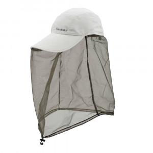 Simms Bugstopper Net Cap Insektenschutz-Kappe tundra