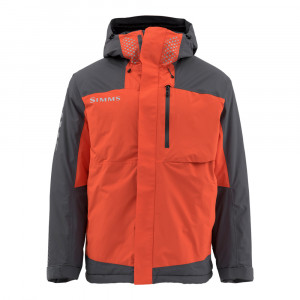 Simms Challenger Insulated Jacke flame
